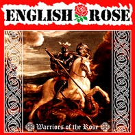 ENGLISH ROSE – Warriors Of The Rose LP