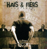 HAIS &FIERS – coupable CD