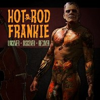 HOT ROD FRANKIE – UNCOVER DISCOVER RECOVER CD