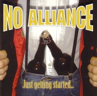 NO ALLIANCE – JUST GETTING STARTED CD